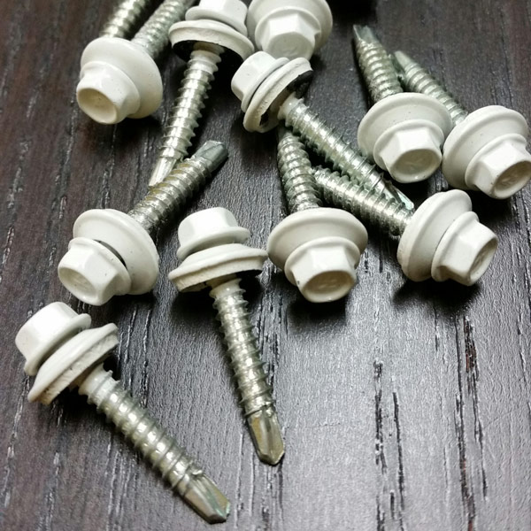 "1"" Metal Self-Tapping Screws (100 ct)"