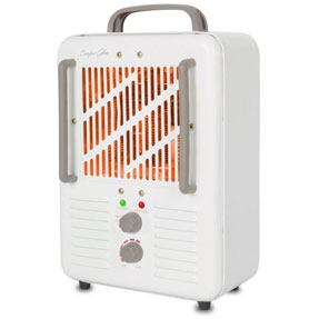 Portable Electric Utility Heater