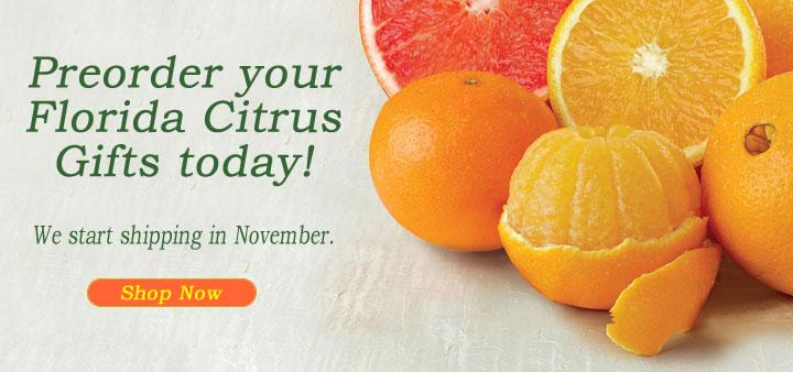 Preorder Your Citrus
