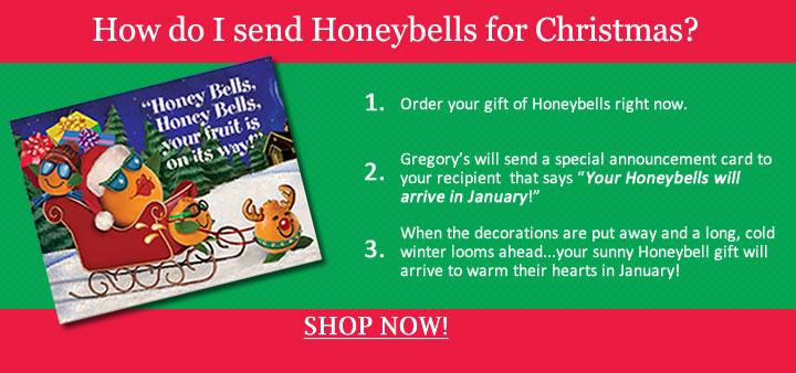 Honeybells for the Holidays