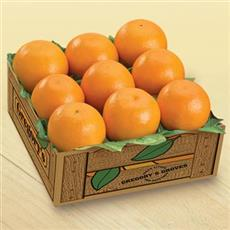 Fall Tangerines - 1/2 tray Fall Tangerines