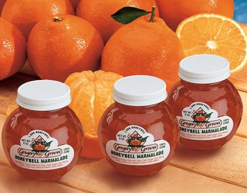 Grandma Gregory's Honeybell Marmalade