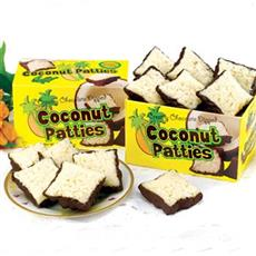 Coconut Patties - Coconut Patties 16 oz