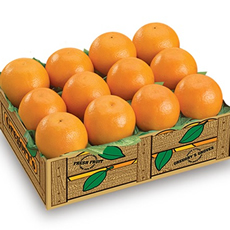 Honey Tangerines - 1/2 tray Honey Tangerines