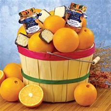 Peck Basket - Deluxe Peck Basket Navels