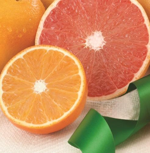 Valencia Oranges & Ruby Reds