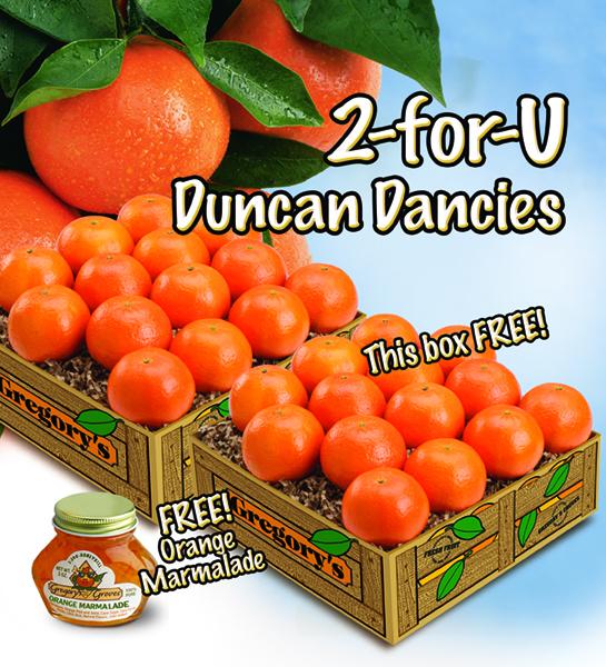 2-for-U Duncan Dancies