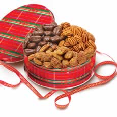 Nuts Galore Gift Tin