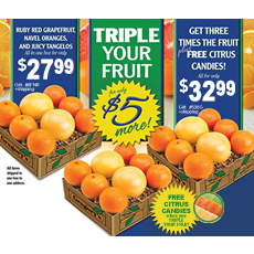 Triple Your Fruit Special Offer