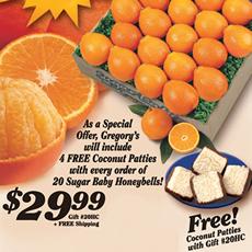 Sugar Baby Honeybells Special Offer