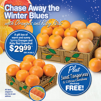 Chase Away the Winter Blues