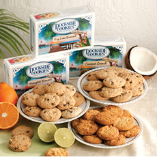 Tropical Breezer Cookie Sampler