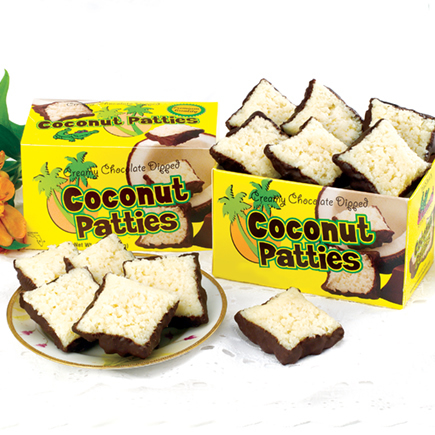 Free Shipping! Coconut Patties