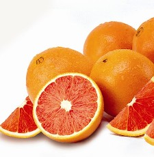 Ruby Red Navel Oranges - 1 tray Ruby Red Navel Oranges