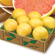 Ruby Red Grapefruit - 2 trays Ruby Red Grapefruit