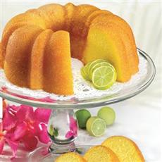 Dockside Bundt Cake - Key Lime Bundt Cake