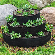 Grow Tub<sup>®</sup> Tiered Strawberry Planter