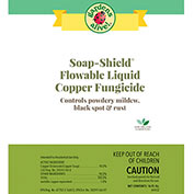Soap-Shield<sup>®</sup> Flowable Liquid Copper Fungicide