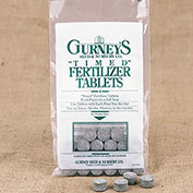 T-I-M-E-D Fertilizer Tabs