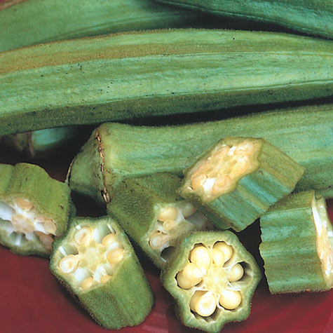 Clemson Spineless 80 Okra