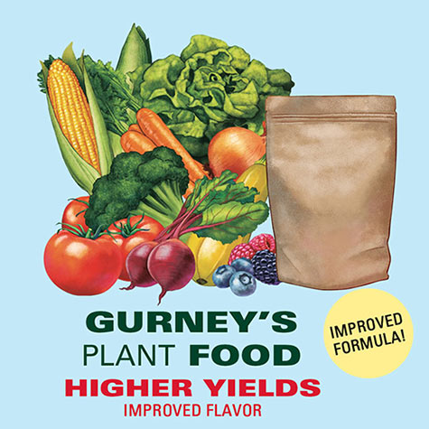 Gurney's® Plant Food for Plants and Bulbs
