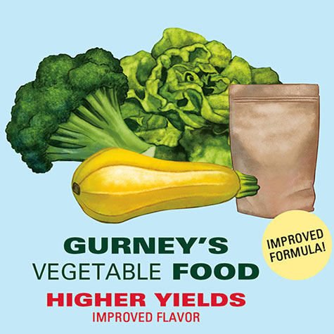 Gurney's<sup>®</sup> Vegetable Food