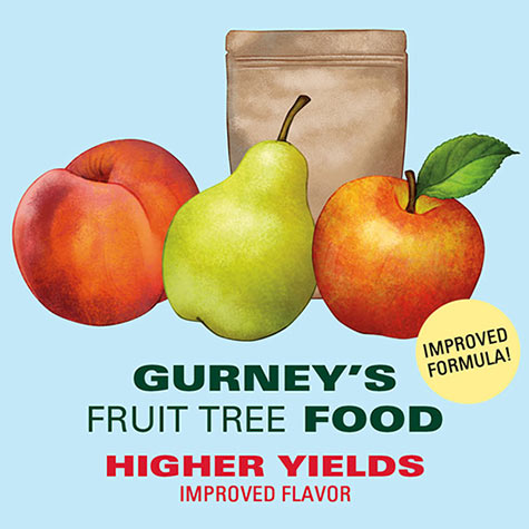 Gurney's<sup>&reg;</sup> Fruit Tree Food