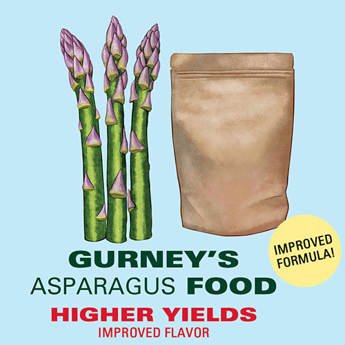 Gurney's<sup>®</sup> Asparagus Food - Fertilizer