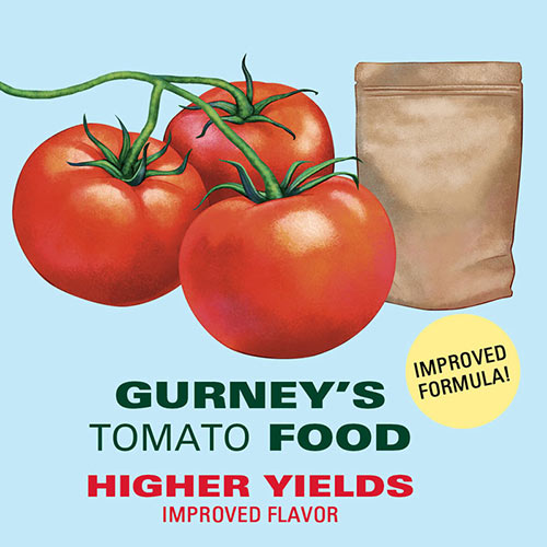 Gurney's<sup>®</sup> Tomato Food - Fertilizer