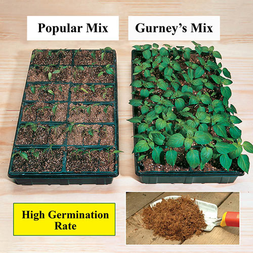 Seed Starting Fertilizer Mix