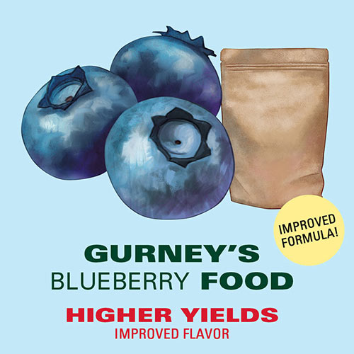 Gurney's<sup>®</sup> Blueberry Food