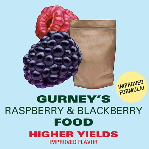 Gurney's<sup>®</sup> Raspberry & Blackberry Food