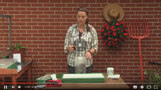 Gurneys Seed Starting Kit Instructional Video