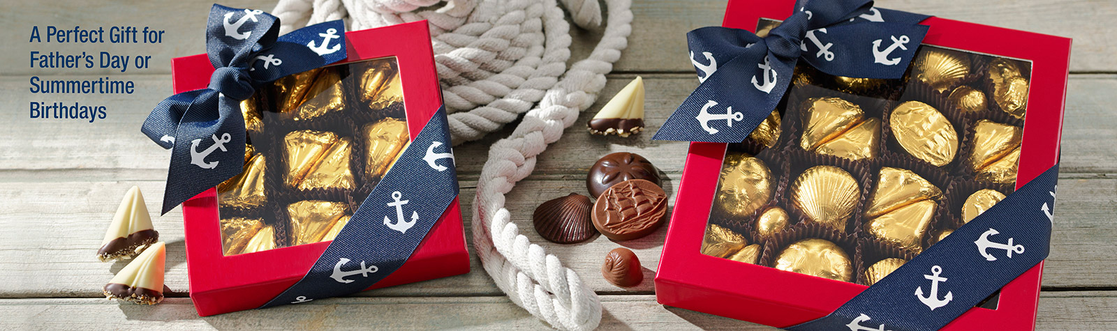 Anchors Aweigh Boxes