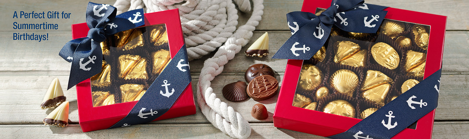Anchors Aweigh - Harbor Sweets