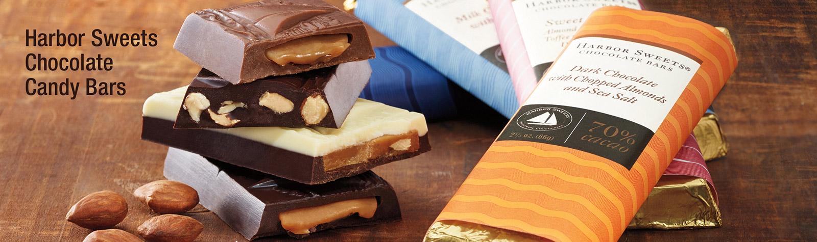 Chocolate Bars - Harbor Sweets