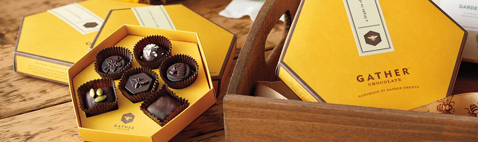 Gather Chocolates - Harbor Sweets