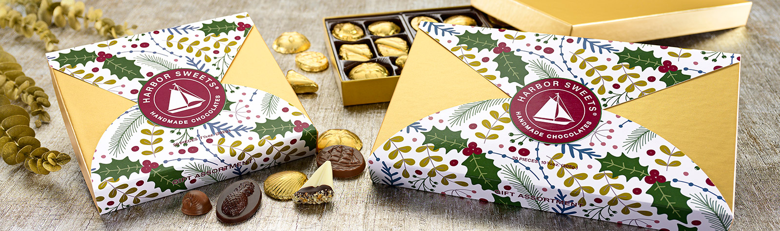 Holiday Wrapped Gift Assortment