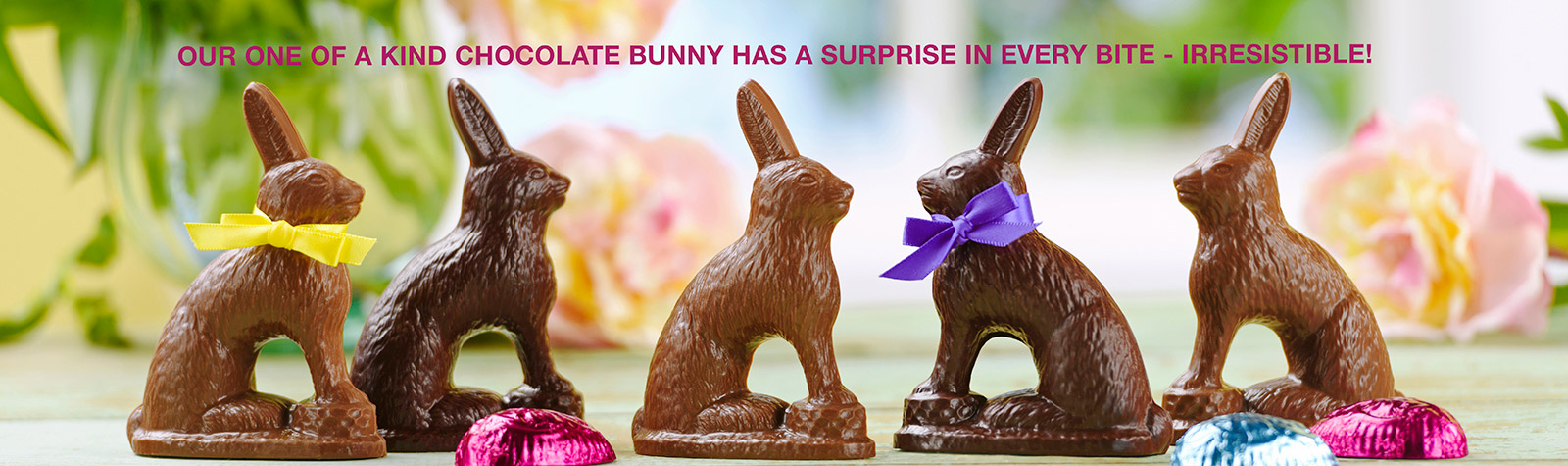 Famous Assorted Chocolate Rabbits
