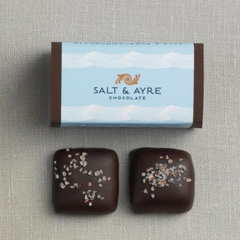 Salt & Ayre - Caramel  2 pc