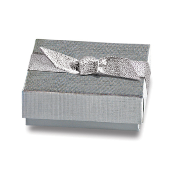 Silver Box - Set Of 10