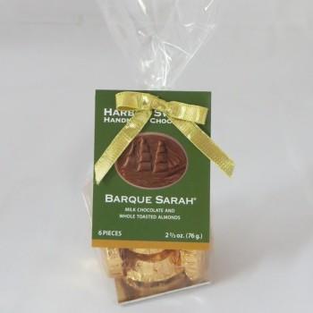 Barque Sarah Clear Bag - 9 pc