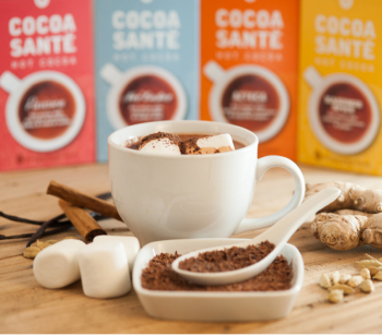 Cocoa Sante 4-Box Mixed Pack