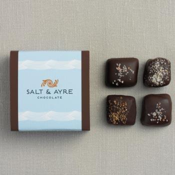 Salt & Ayre - Salted Asst - 4 pc