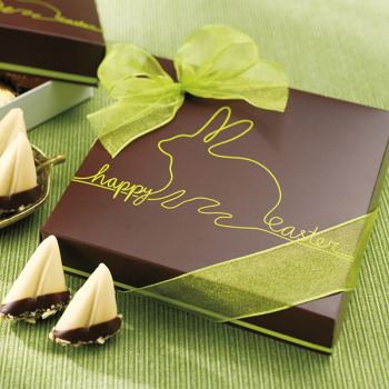 Happy Easter Bunny Box with Sweet Sloops