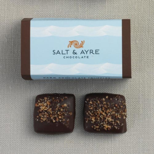 Salt & Ayre - Buttercrunch Toffee 2 pc