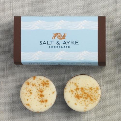 Salt & Ayre - Chai Truffle 2 pc