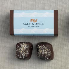 Salt & Ayre - Crystallized Ginger 2 pc