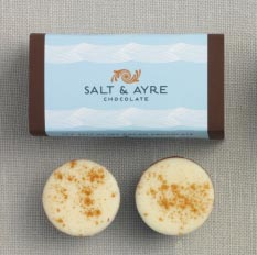 Salt & Ayre - Chai Truffle 2 pc