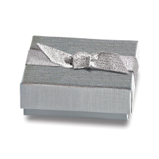 Silver Box - Set Of 10